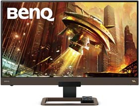 BenQ EX27 monitor play station