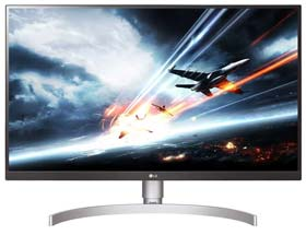 LG 27UL850 monitor play station 5