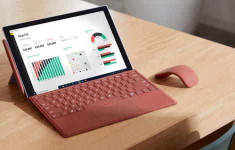 Microsoft Surface Pro 7 tablet pc portatile