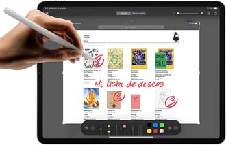 apple ipad 11 tablet per disegnare