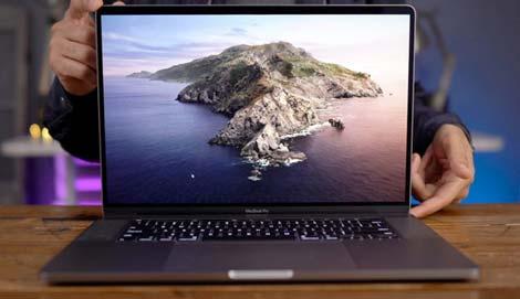 portatile apple macbook pro 16 pollici