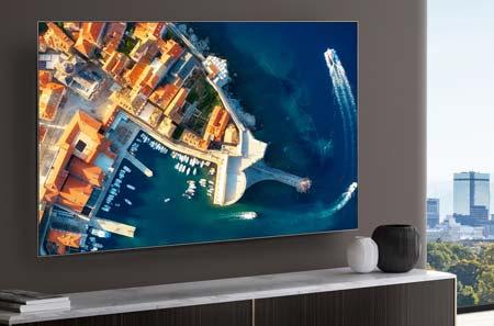 hisense smart tv 65 pollici ae7