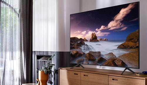 samsung smart tv 55 pollici OLED Q64T