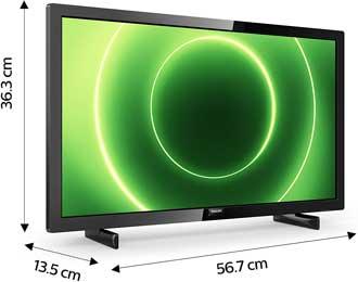 smart tv 24 pollici philips 6800