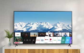smart tv 49 pollici lg UHD