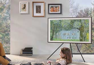 smart tv 50 pollici samsung the frame