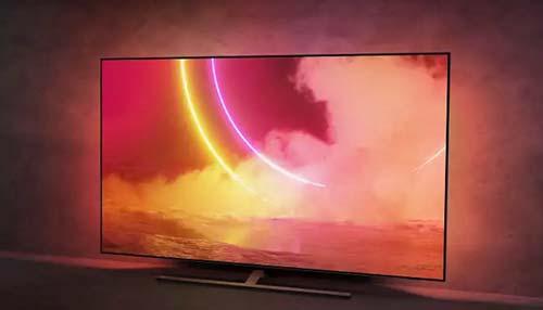 smart tv 65 pollici Philips 65OLED855