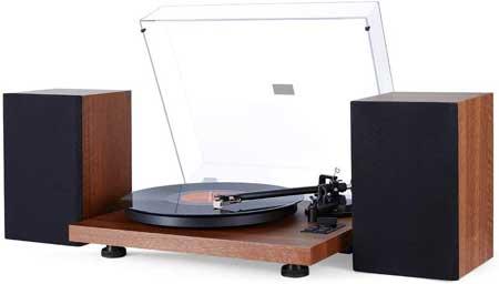 1ByOne impianto stereo giradischi hifi