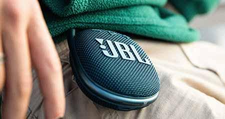cassa bluetooth portatile jbl clip 4