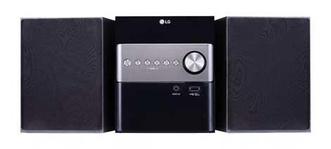 impianto stereo hifi casa lg CM1560