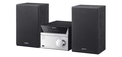 mini impianto stereo casa sony CMT Micro