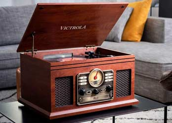 victrola giradischi vintage classic