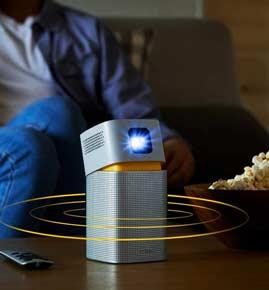 BenQ GV1 videoproiettore portatile