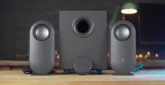 Logitech Z407 casse audio per pc