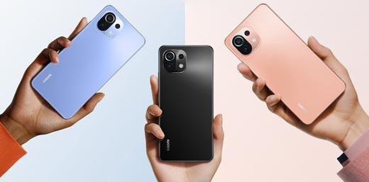 Xiaomi Mi 11 Lite smartphone sotto 300 euro
