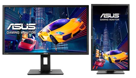 asus VG28UGQL monitor 4k pc