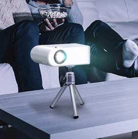 mini proiettore portatile yaber