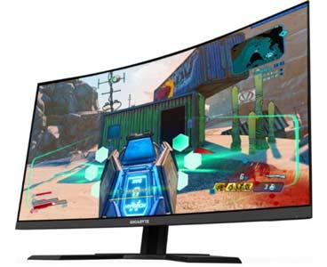 monitor 32 pollici 2K Gigabyte G32QC
