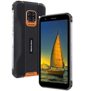 rugged smartphone blackview bv5100