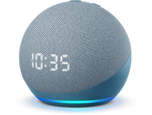 smart speaker alexa echo dot 4