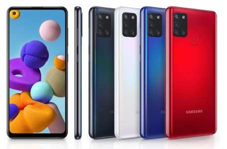 smartphone sotto 200 euro galaxy a21s