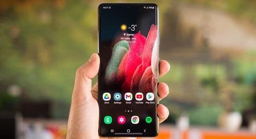 Smartphone con miglior fotocamera samnsung S21 ultra