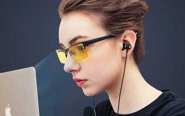 klim optics occhiali anti luce blu
