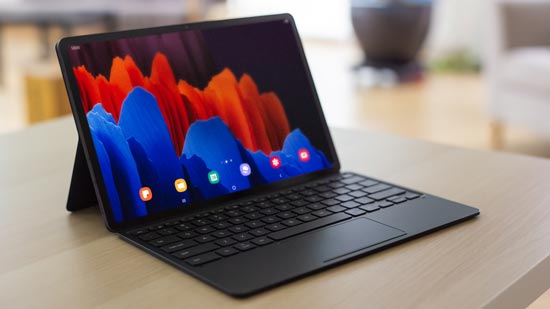 Samsung Galaxy Tab S7+ migliore tablet android